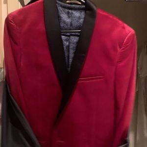 Politix Mens Suit Jacket